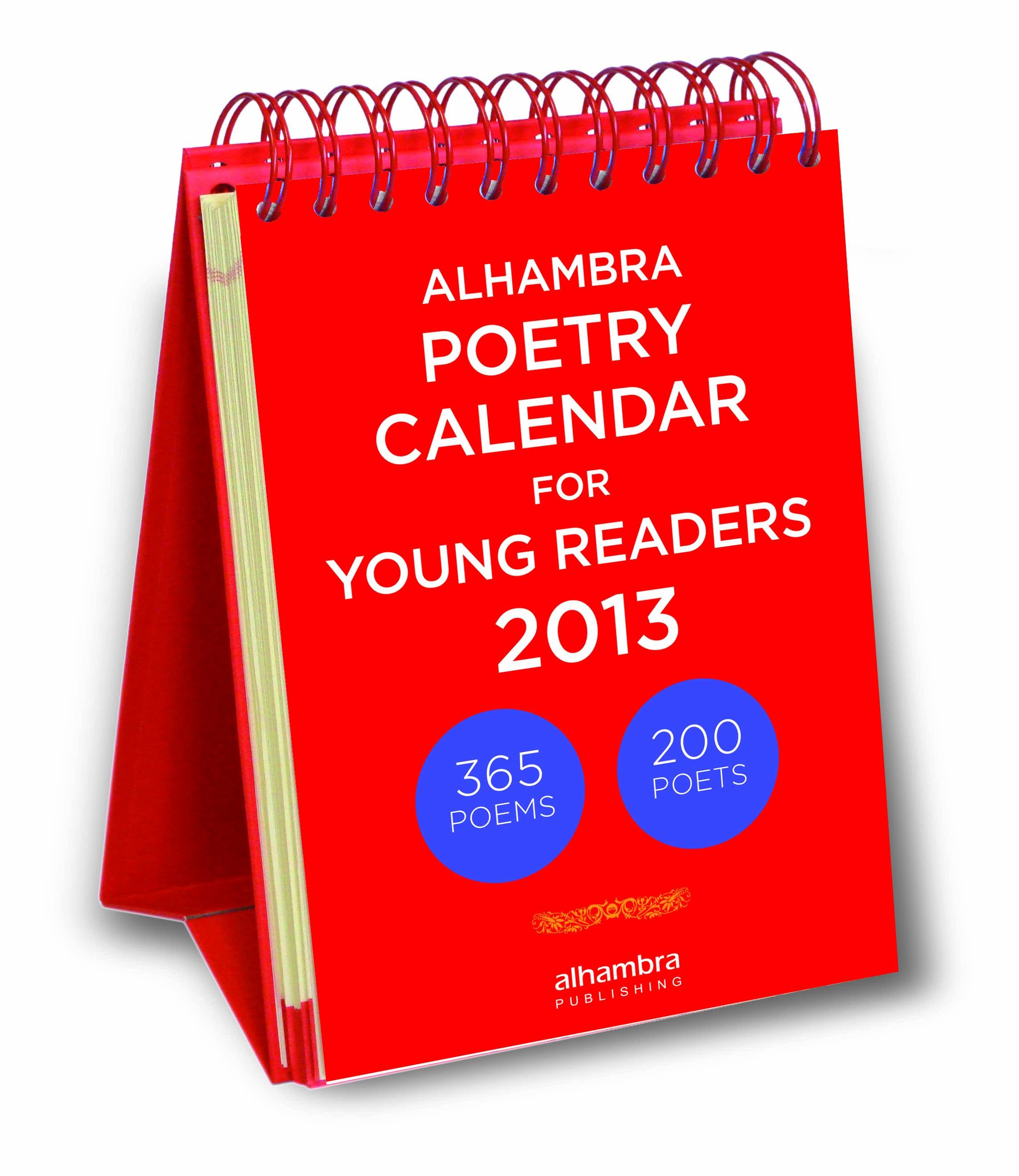Alhambra Poetry Calendar 2013 for young Readers